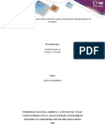 Unidad 1 Cadenas Productivas Su Desarrollo, Potencial y Aporte Al Desarrollo Organizacional y de Los Países