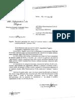 Circolare Ministeriale Protocollo n. 4862