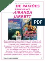 CH 038 - Miranda Jarrett - Mar De Paixões (Providence) - msg10.doc