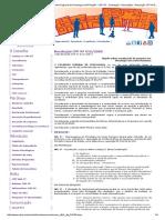 PSI Site Do CRP SP - Site Do Conselho Regional de Psicologia Da 6ª Região - CRP SP - Orientação - Resoluções - Resolução CFP Nº 016_2000