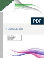 Resumen Procesos de Negociacion