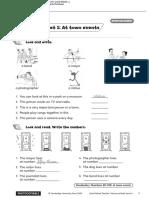 QM4 Worksheets