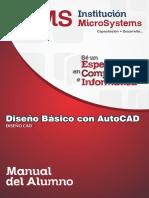 Diseño Básico Con AutoCAD