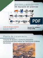 Criterios Tecnico-economicos Seleccion Equipos Plantas