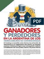 GANADORES Y PERDEDORES EN LA ARGENTINA DE LOS HIDROCARBUROS NO CONVENCIONALES