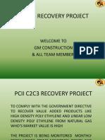 C2C3 plant overview