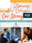 Our Stories, Our Struggles, Our Strengths