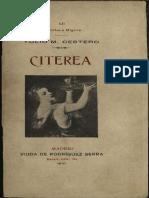 Citerea (Tulio Ml. Cestero)