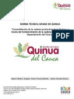 CPQ-0031.Norma Técnica Grano de Quinua