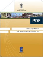 Document 6_Guidelines for India Infrastructure Project Development Fund (IIPDF)