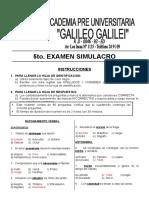 Quinto Examen Grupo b