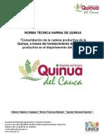 CPQ-0032.Norma Técnica Harina de Quinua