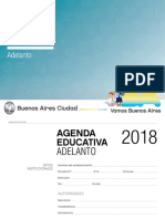 Agenda Educativa 2018 Adelanto