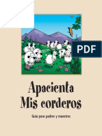 Apacienta Mis Corderos - Guía Para Padres y Maestros