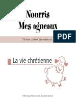 Nourris Mes Agneaux - La Vie Chrétienne
