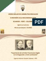 04 OFs a la III Cicla Bolivariana.ppt.pps