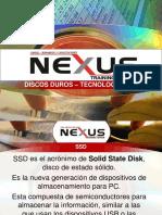 Nexus - Discos Duros Ssd