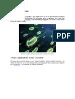 Las Células Procariotas