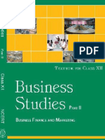 Bussiness Studies II