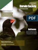 Revista Darwin Society Magazine Edicao26 Avifauna
