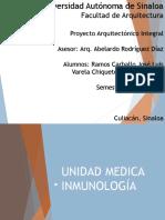 Unidad Medica Inmunologia