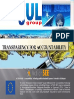 Transparency for Accountability (2)