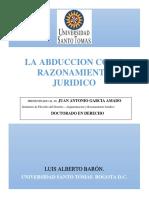 ENSAYO ABDUCCION EN EL RAZONAMIENTO JURIDICO.docx
