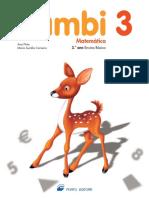 Bambi 3 - Matemática