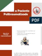 Atención a Paciente Politraumatizado