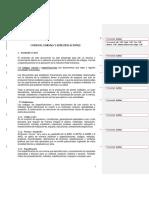 Codigos Normas y Especificaciones