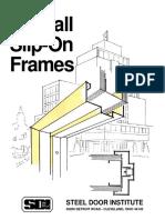 SDI DrywallSlipOnFrames