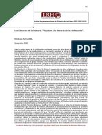 Los Falsarios de La Historia. Toynbee y La Historia de La Civilización
