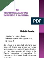 Territorialidad Del Impuesto a La Renta