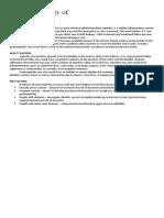 Pathophysio 1