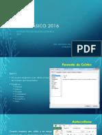 Excel Basico - Clase 2