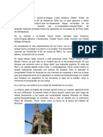 Historia de Tecun Uman,Historia de La Marimba