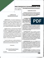 Manual de Procedimientos de Concurso Para Seleccion de Docentes de La UNAH