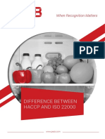 1 Pecb Difference Between Haccp and Iso 22000