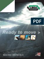 Legg Industrial Conveyor Belts Catalog