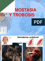 Hemostasia y Trobosis