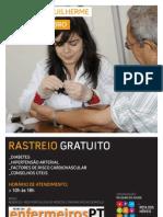 Rastreio Paredes - 2010