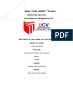 187562341 96998655 METRADOS Ingenieria Civil UCV