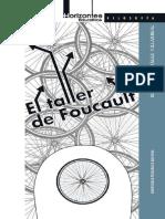 El Taller de Foucault - Roberto González Villarreal