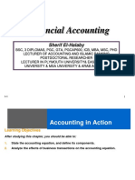 3. Accounting in Action