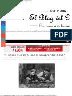 11 Cosas que debe saber un aprendiz masón _ El Blog del Masón.pdf