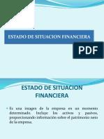Estado de Situacion Financiera Segun Nic