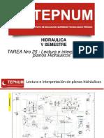 Presentacion Lectura e Interpretacion de Planos Hidraulicos