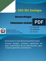 Clase 5 - Procesos Exogenos (Gravitar) (1)
