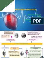 Linea de Tiempo de Cirugia Cardiovascular PDF