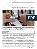 Atlantico.fr - Le Petit Manege Aussi Efficace Que Discret Des Voleurs a La Caisse Du Supermarche - 2018-02-20